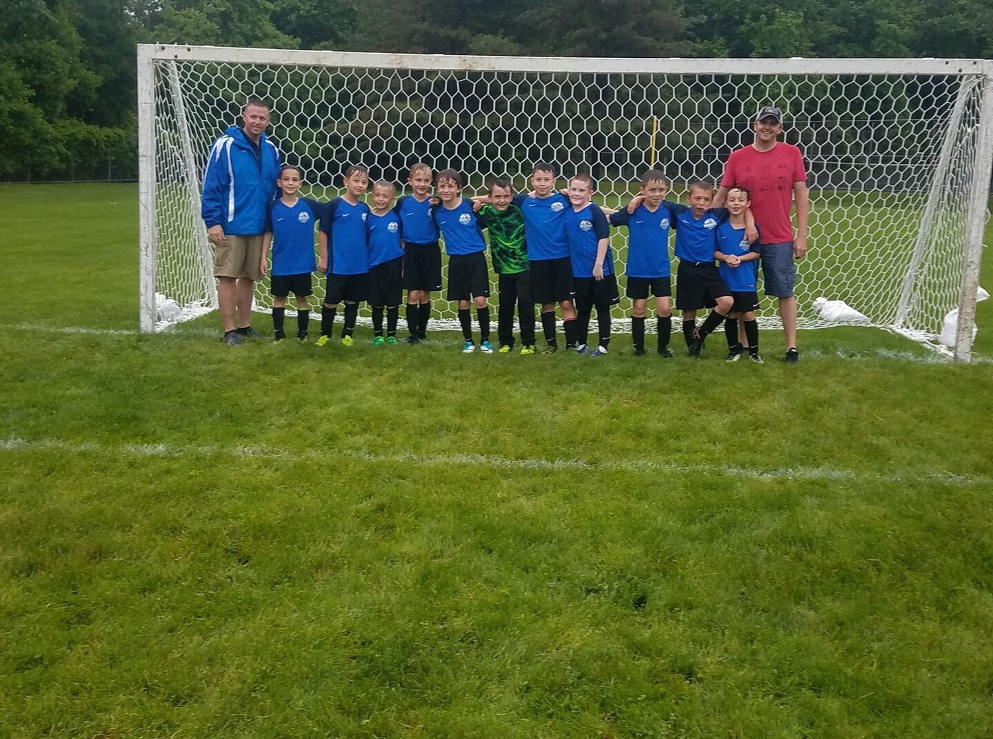 United 2009 Boys win Voorhees Memorial Day Classic Championship!