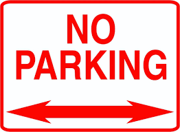 Parking at Duffy Fields